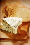 Danish Blue Cheese Stock Photos