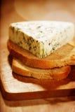 Danish Blue Cheese Royalty Free Stock Photos