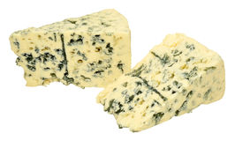 Danish Blue Cheese Royalty Free Stock Image