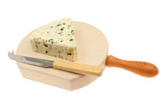 Danish blue cheese Royalty Free Stock Photography
