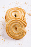 Danish butter cookies Royalty Free Stock Photography