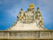 Danish castle Royalty Free Stock Photography