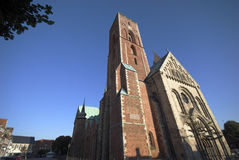 Danish Cathedral Stock Images