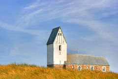 Danish church Stock Photos