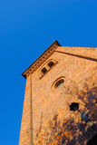 Danish church tower Royalty Free Stock Photos