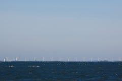 Danish clean power royalty free stock photos