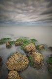 Danish coastline Stock Photo