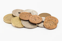 Danish coins Stock Images