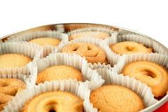 Danish cookies Royalty Free Stock Image