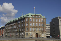 DANISH DEFENCE MINISTRY Stock Photography
