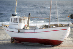 Danish fishing boat Royalty Free Stock Photography