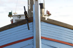 Danish fishing boat Stock Photos