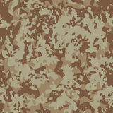 Danish Flectarn Camouflage seamless patterns Stock Photography