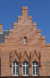 Danish Gothic Royalty Free Stock Photography