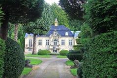 Danish House Royalty Free Stock Photos