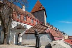 Danish Kings Garden. Tallinn, Estonia Royalty Free Stock Photos