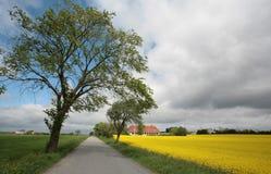 Free Danish Landscape01 Stock Photos - 1712533