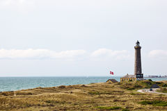 Danish Lighthouse Royalty Free Stock Photo