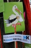 DANISH MIDWIFE UNION_NATIONAL HEALTH SECTOR. Copenhagen/Denmark 25 April 2018_ .       Photo.Francis Joseph Dean / Deanpictures. Danish midwife union come to Stock Photo