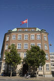 DANISH MINISTRY OF DEFENCE Royalty Free Stock Photo