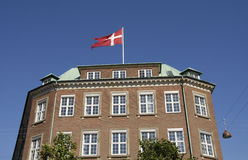 DANISH MINISTRY OF DEFENCE Royalty Free Stock Photos