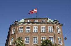 DANISH MINISTRY OF DEFENCE Royalty Free Stock Photography