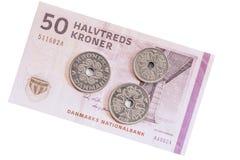 Danish money. Stock Photo