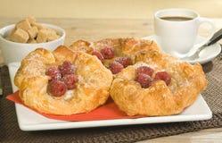 Danish pastries Stock Image