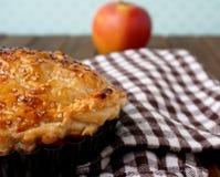 Danish pastries, apple pie Stock Images