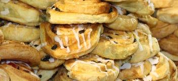 Danish Pastries. Stock Images