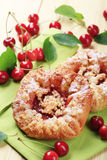 Danish pastry Royalty Free Stock Image