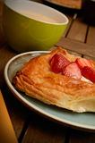 Danish pastry Royalty Free Stock Photo