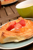 Danish pastry Royalty Free Stock Photography