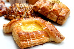 Danish pastry Stock Image