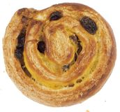 Danish pastry - Spiral Stock Photos