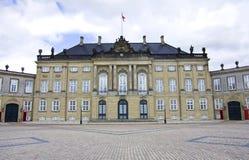 Danish royal palace Stock Image
