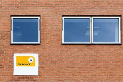 Danish tax authority offices Stock Image
