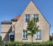 Danish villa Royalty Free Stock Photo