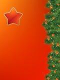 Dank u kaarden met een Achtergrond van Bladeren Royalty-vrije Stock Foto
