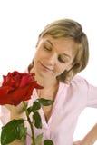 Dank u voor de bloemen Royalty-vrije Stock Fotografie