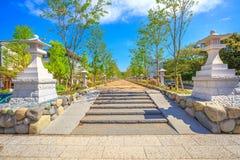 Dankazura sposób Kamakura zdjęcie royalty free