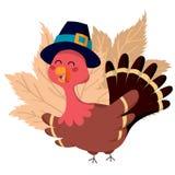 Danksagung die Türkei Stockbild