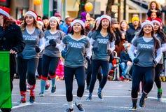 Danksagung Macy Parade 2015 stockbilder