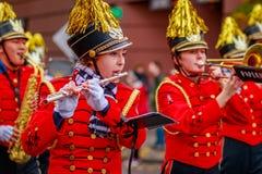 Danksagung Macy Parade 2016 Lizenzfreies Stockbild
