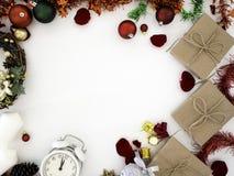 Dankzegging en Kerstmis met Nieuw jaar 2019 stock afbeelding
