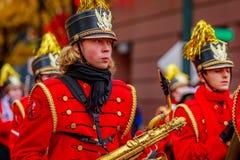 Dankzegging Macy Parade 2016 Royalty-vrije Stock Foto's