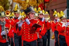 Dankzegging Macy Parade 2016 Stock Foto's