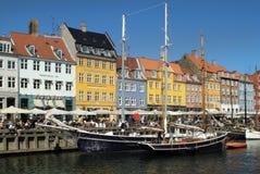 Danmark, Copenhaga Imagens de Stock Royalty Free
