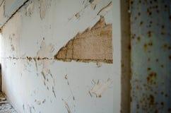 Danno di terremoto Fotografia Stock