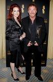 Danny Bonaduce and Gretchen Bonaduce Stock Photo